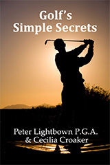 Ebook Cover for Golf's Simple Secrets