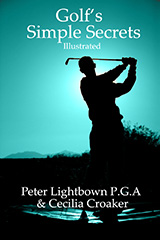 Ebook cover for Golf's Simple Secrets - Illustrated